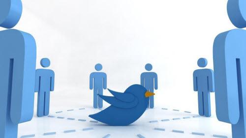 الحسابات الاكثر متابعة على تويتر في الدول العربية
