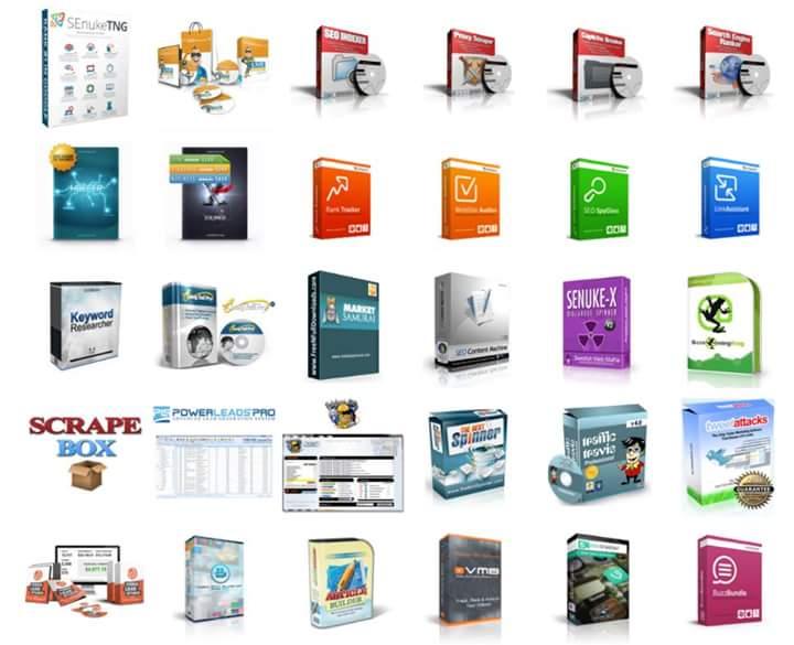 تعرف على الأدوات والبرامج الخاصة بالسيو والتسويق الإلكترونية وبناء الباك لينكس