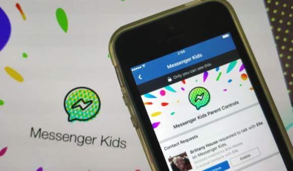 فيس بوك يتمسك بماسنجر كيدز Messenger Kids