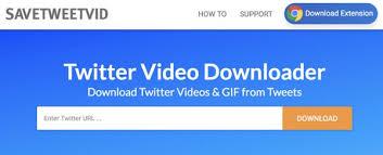 أهم 5 أدوات مجانية لتحميل فيديو من تويتر
