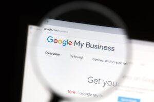 جوجل نشاطي التجاري Google My Business